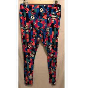 LuLaRoe Pants - Tall & Curvy LuLaRoe Leggings Nightmare B4 Xmas